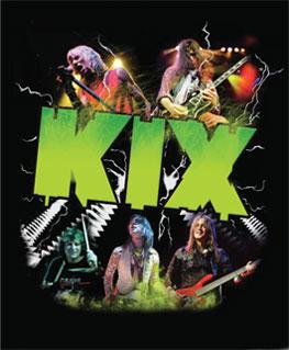 Kix Screen Print